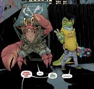 New idw mutants 1
