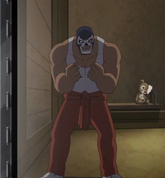 Bane (Batman vs. TMNT)