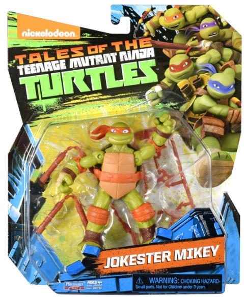 Jokester Mikey (2017 action figure)