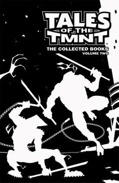 Tales of the Teenage Mutant Ninja Turtles: The Collected Books 2