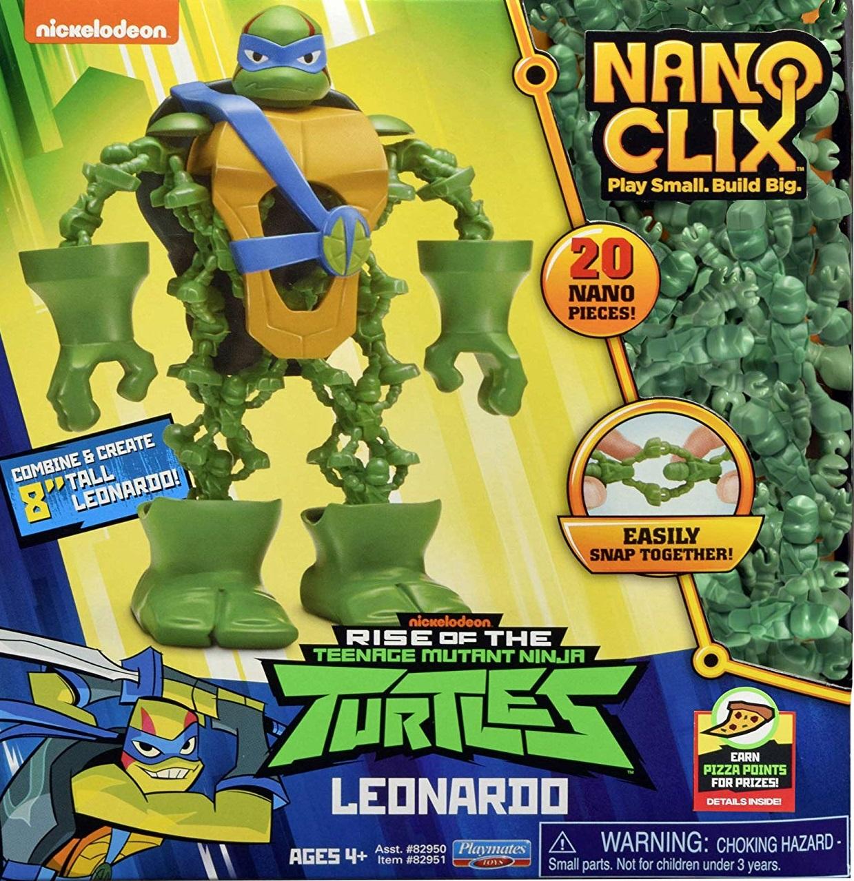 Nano Clix Leonardo (2019 action figure)