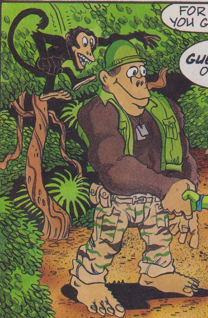 Guerrilla Gorilla