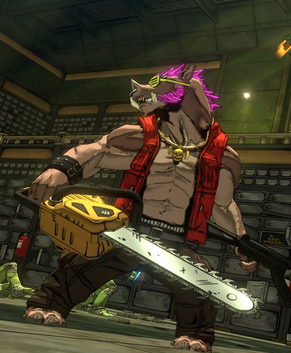 Bebop (IDW video games)