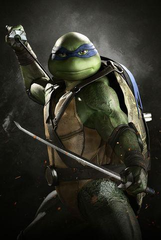 Leonardo (Injustice)
