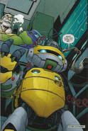Donatello metalhead idw