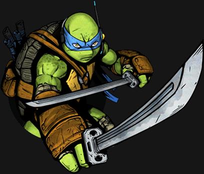 Leonardo (IDW video games)