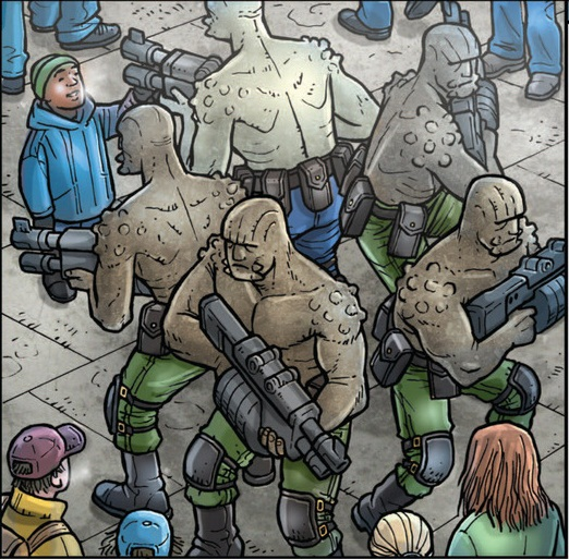 Stone Soldiers (IDW)