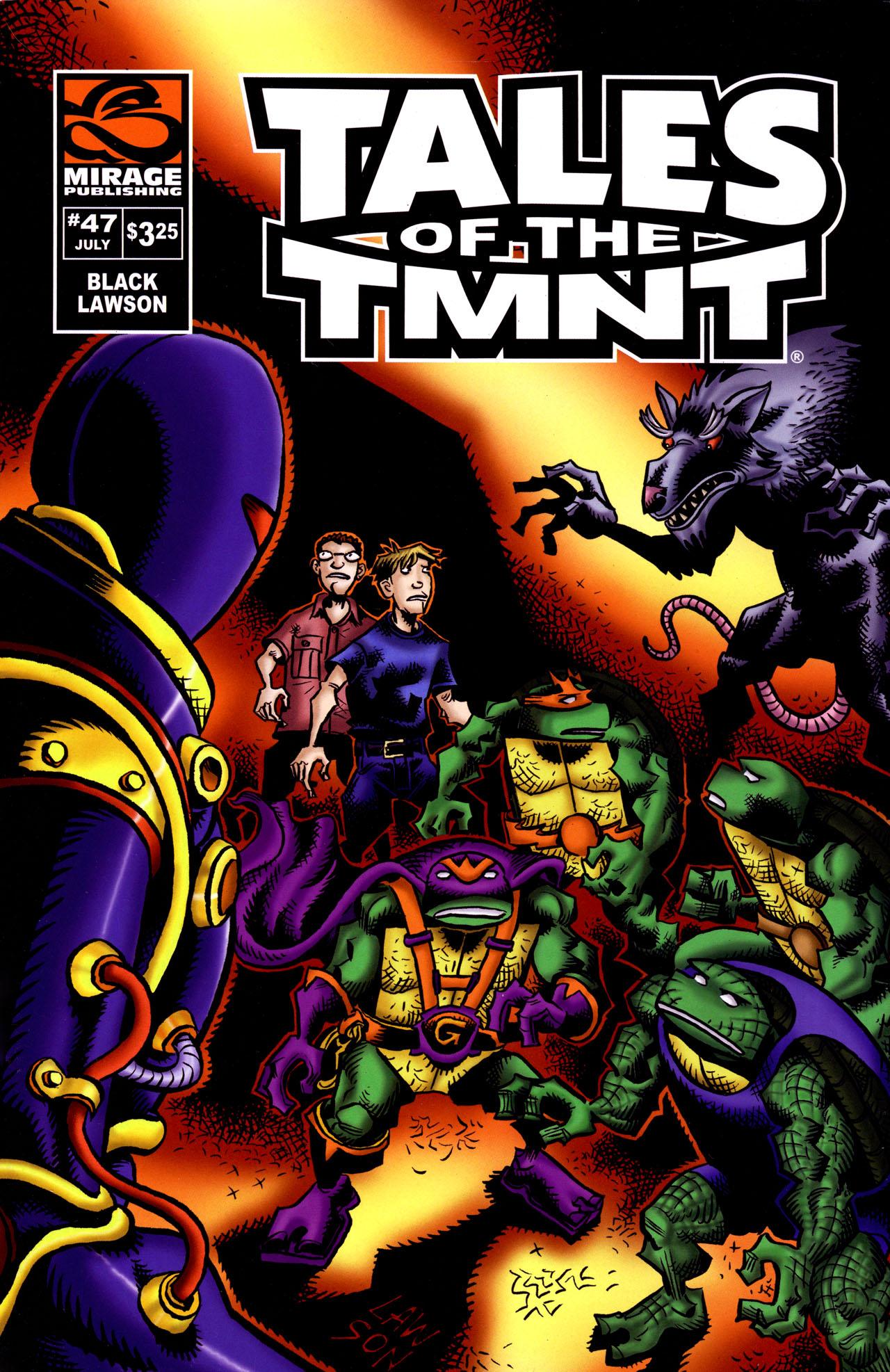 The Secret Origins of the Super Turtles!!!