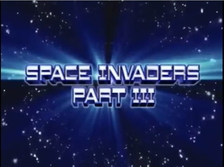 Space Invaders, Part III