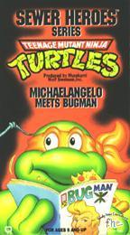 Michaelangelo Meets Bugman (home media release)