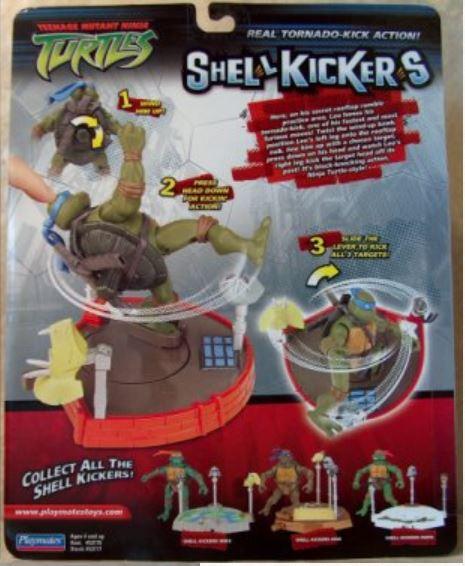 Shell Kickers Leo