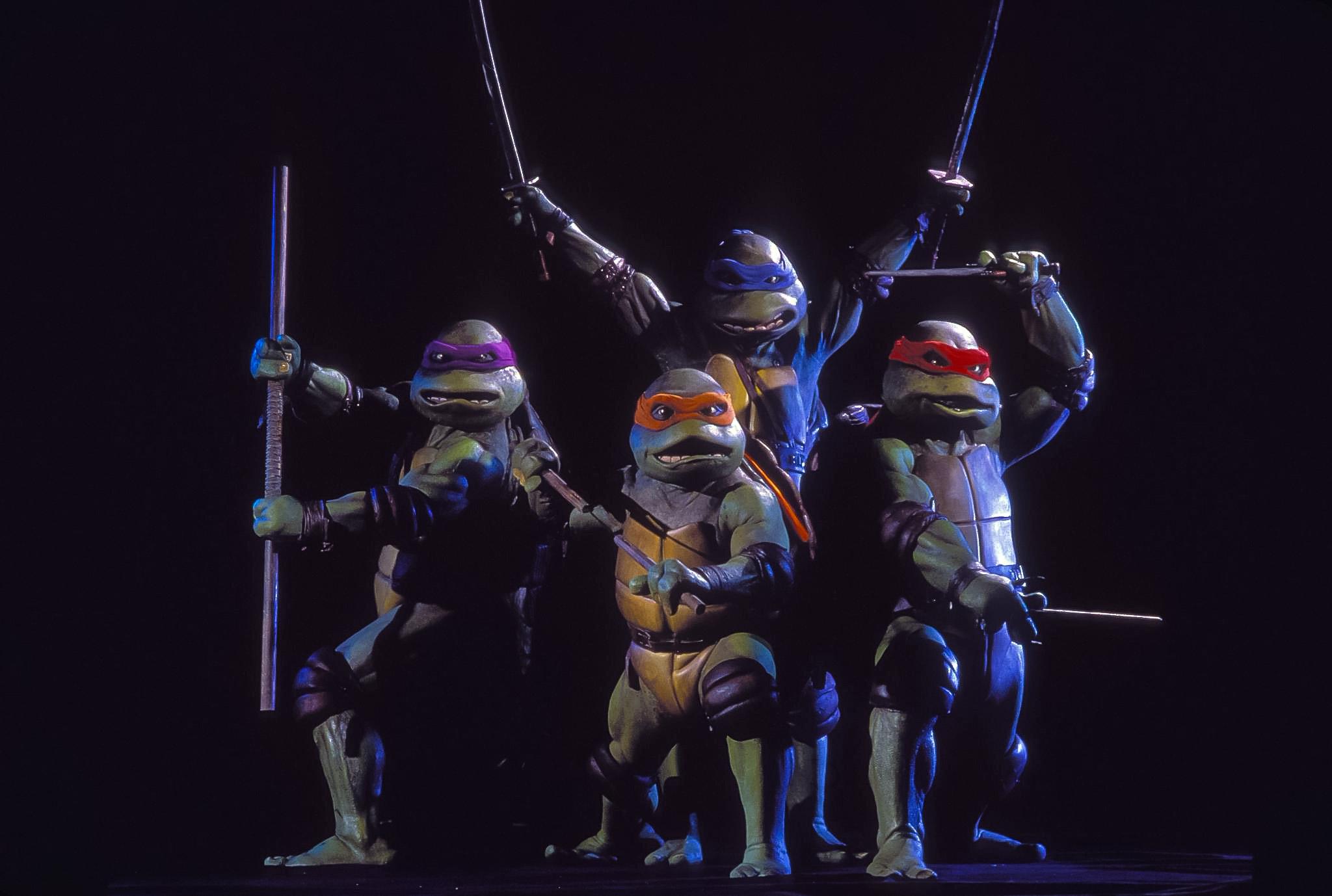 Ninja Turtles (Golden Harvest/Imagi)