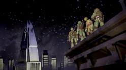 S01E17 Turtles TCRI building