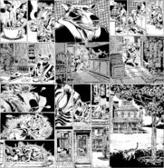 The final moments of Hamato Splinter