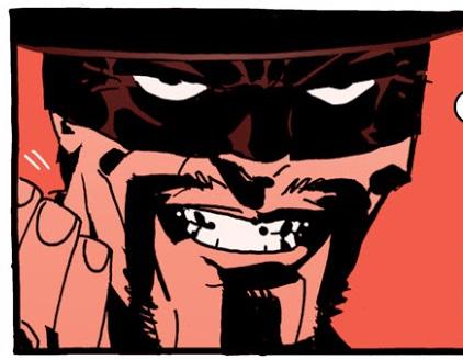 Zorro (IDW)