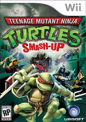 Teenage Mutant Ninja Turtles Smash Up Tmntpedia Fandom