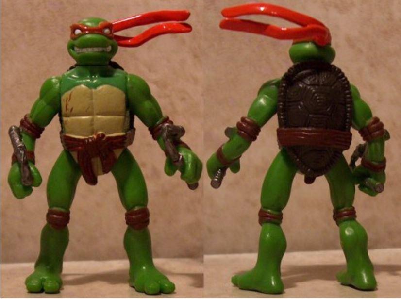Mini Movie Action Figure Michelangelo