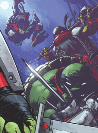 Ninja Turtles (Deviations)