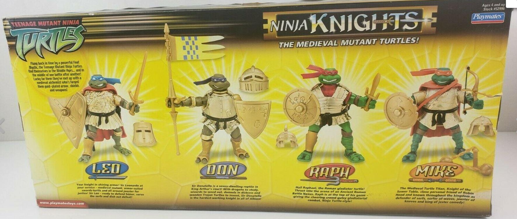 Ninja Knights Golden Box Set