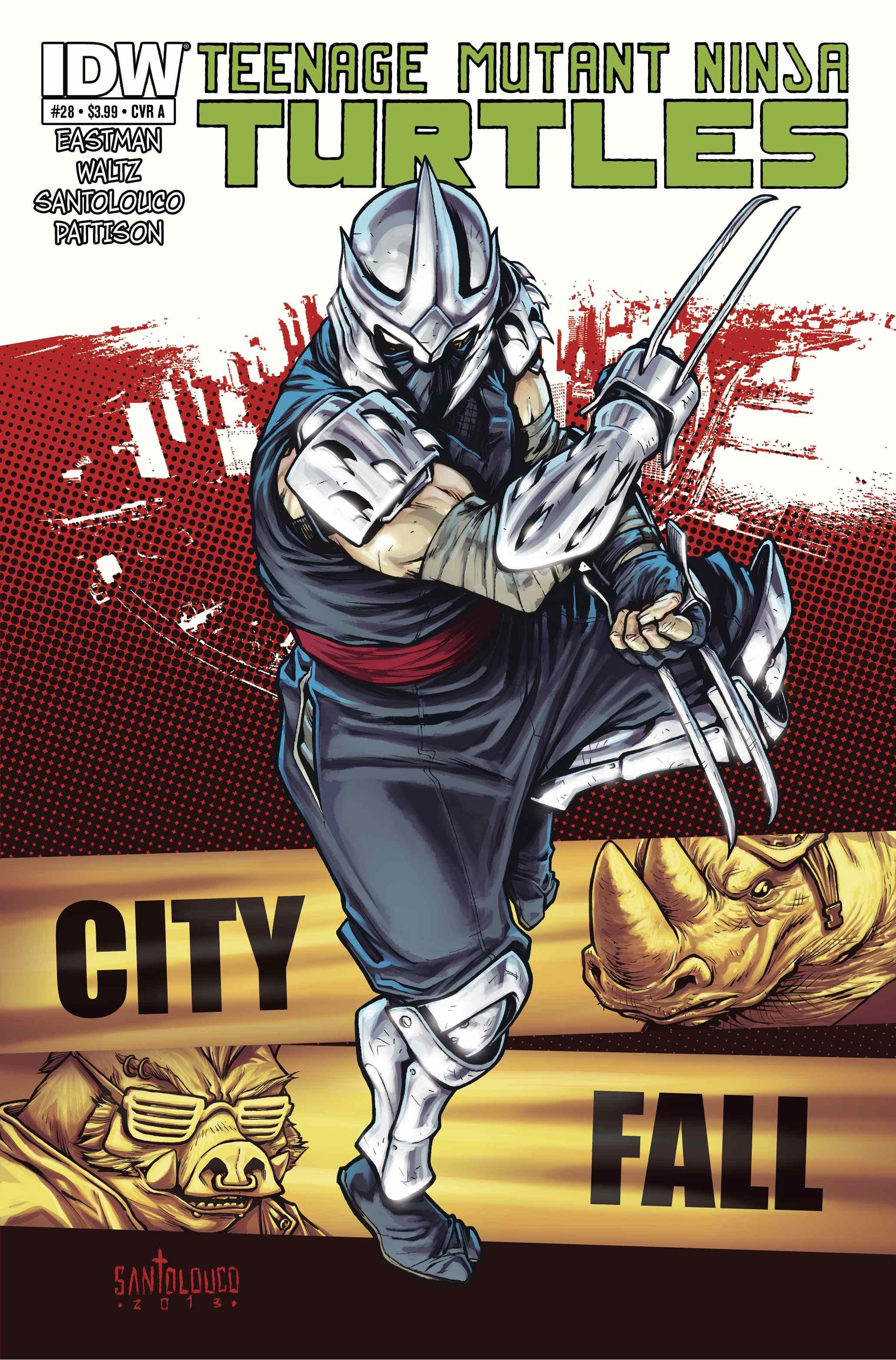 City Fall, part 7