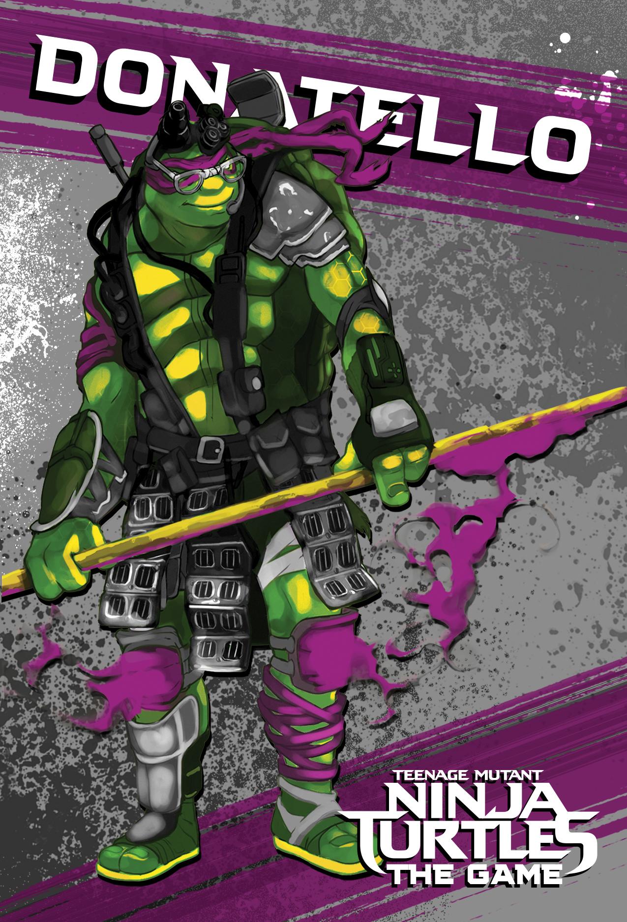 Donatello (2014 video games)
