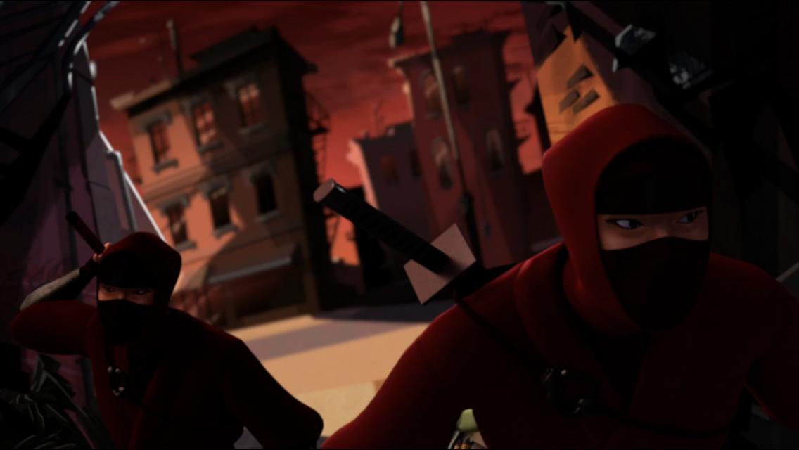 Foot Ninja (2012 TV series)