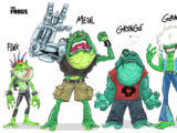 The Frogs (TMNT/GB)