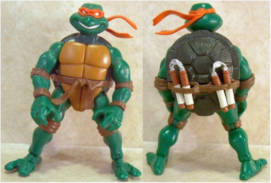 Fightin' Gear Mike (2003 action figure)
