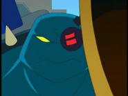 Dark Leo spy the Turtles