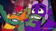 Rise of the Teenage Mutant Ninja Turtles New Episodes on Nicktoons 🐢 (Promo A) USA Oct
