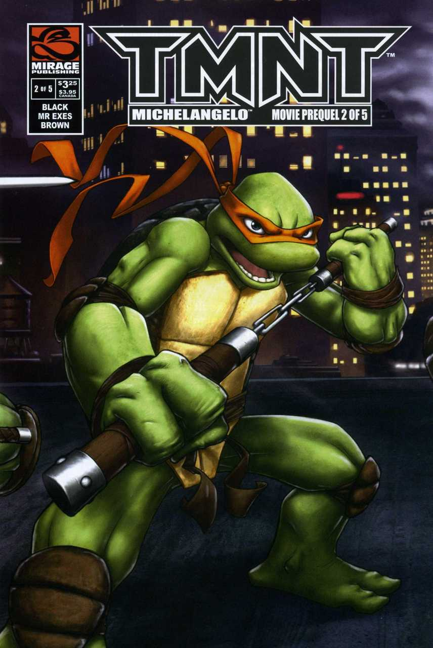 The Continuing Story of Cowabunga Carl
