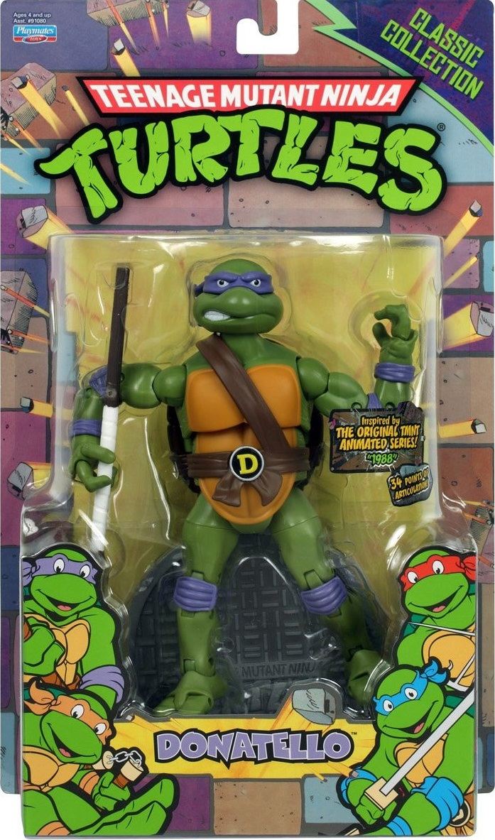 Classic Collection Donatello (2012 action figure)