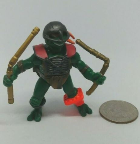 Mini Fightin' Gear Mike (2004 action figure)