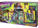 Secret Sewer Lair Playset (2012 toy)