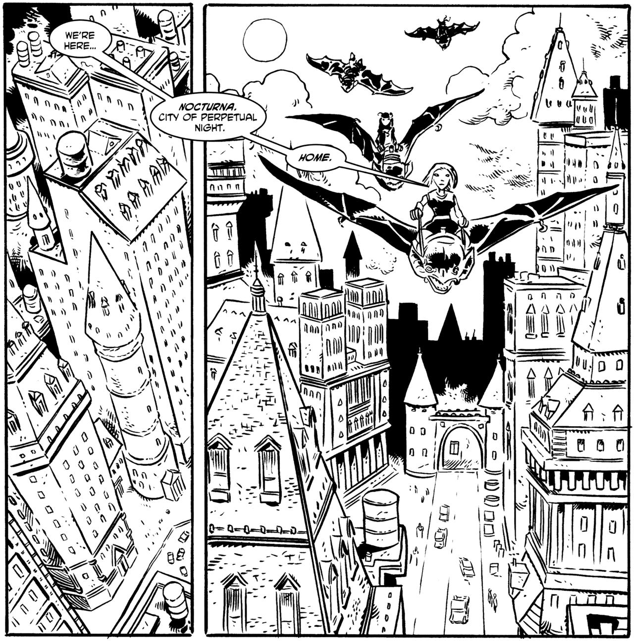 Nocturna (city)