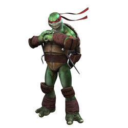 Raphael Out of the Shadows.jpg