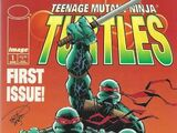 Teenage Mutant Ninja Turtles issue 1 (Image)