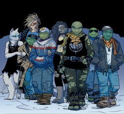 Punk mutants