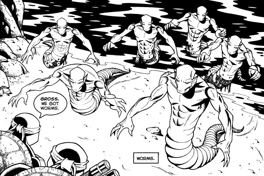 Worm guys