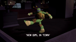 New Girl in Town title.png