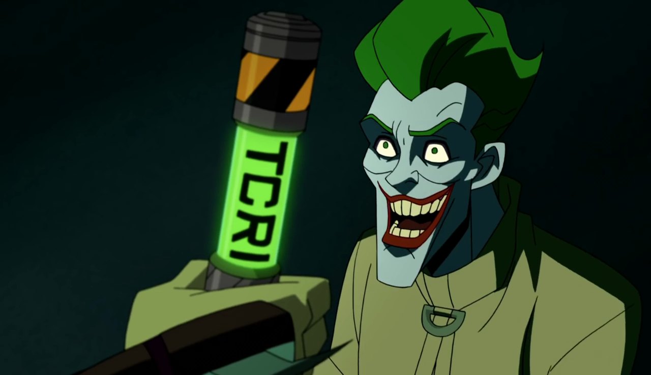 Mutagen (Batman vs. TMNT)