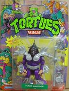 Supershred tortues