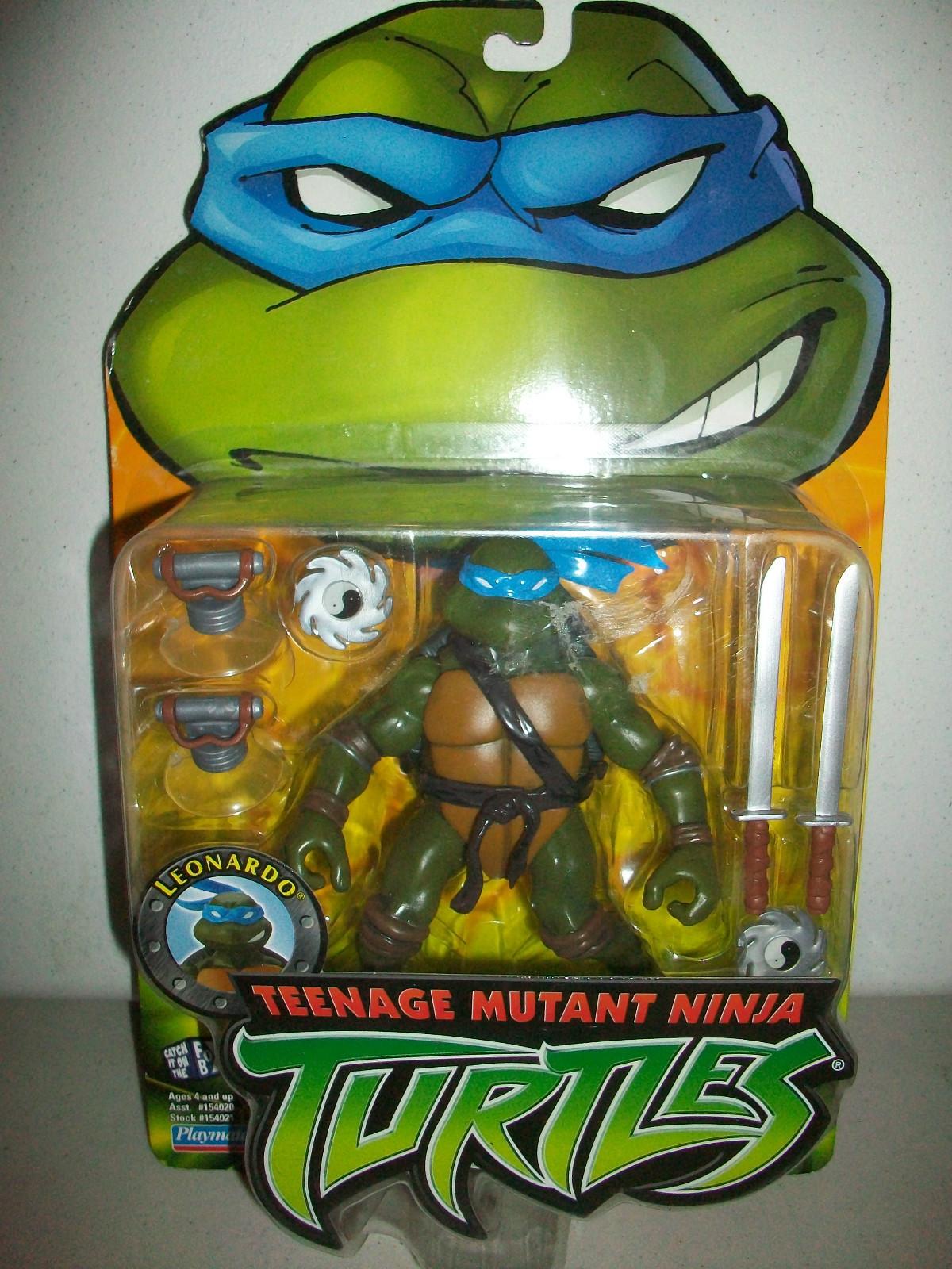 Leonardo (2003 action figure)