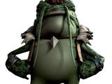Genghis Frog (2012 TV series)