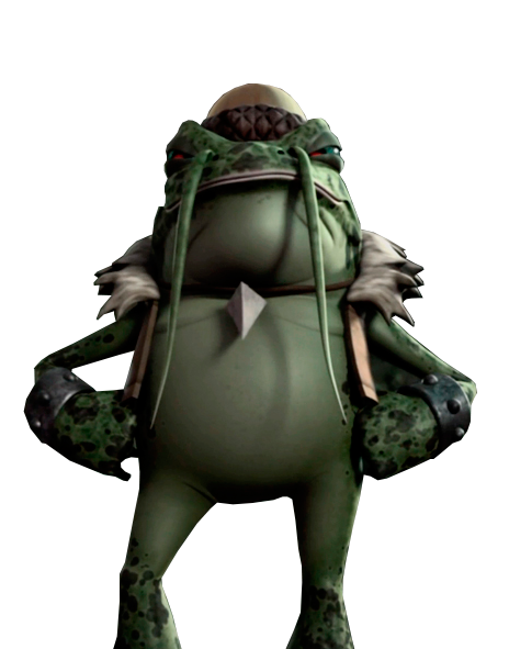 Genghis Frog (2012 TV series)
