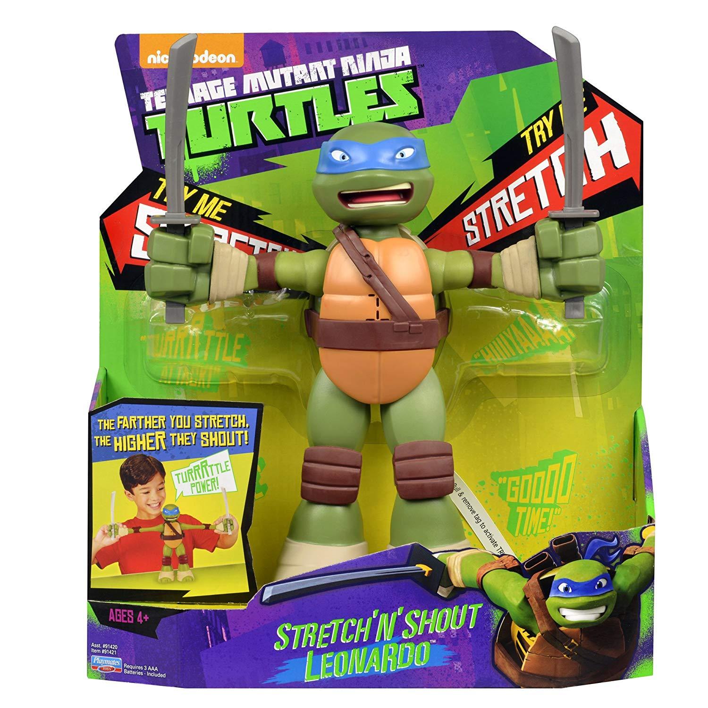 Stretch N' Shout Leonardo (2014 action figure)