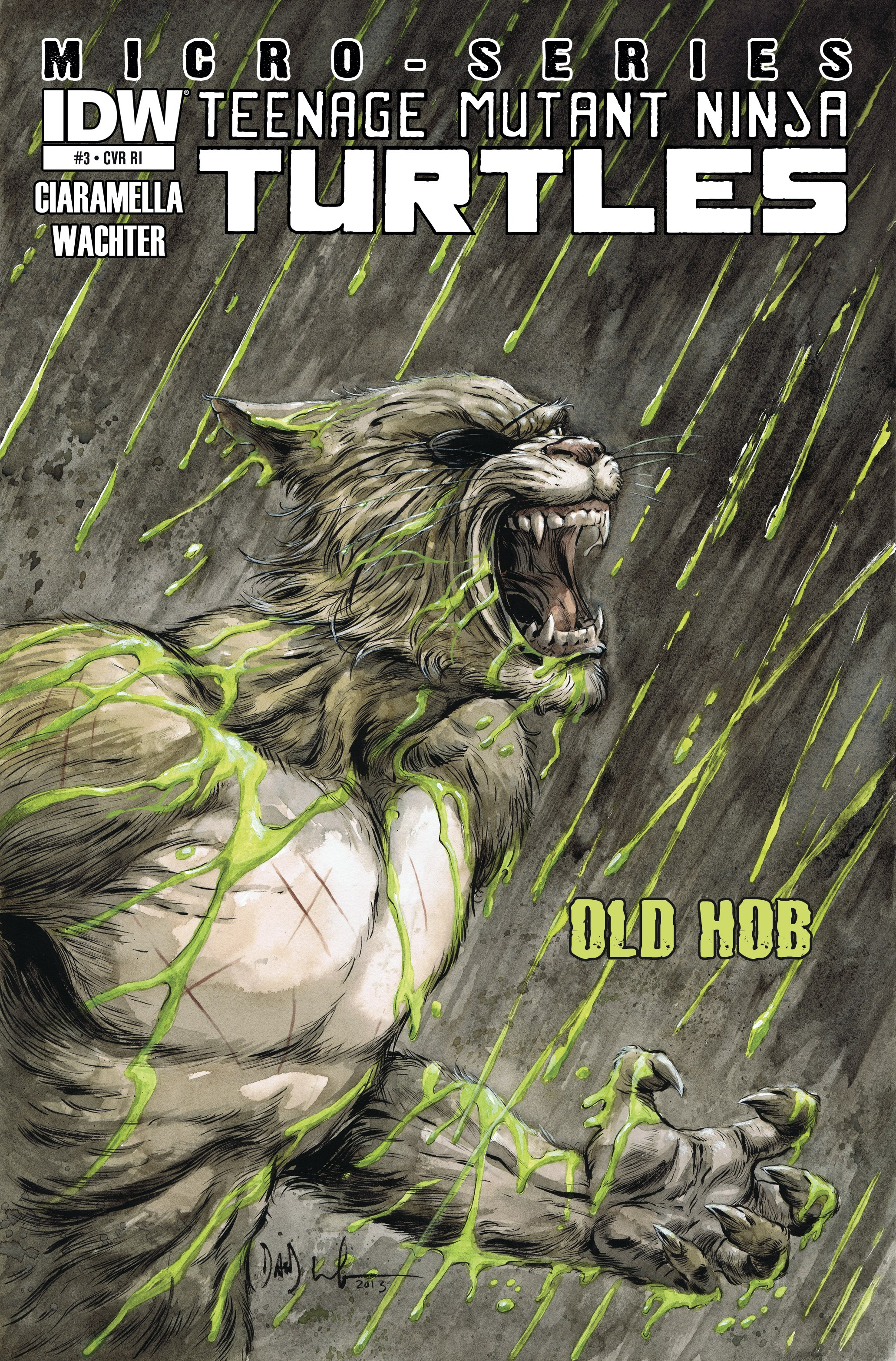 Old Hob (IDW)