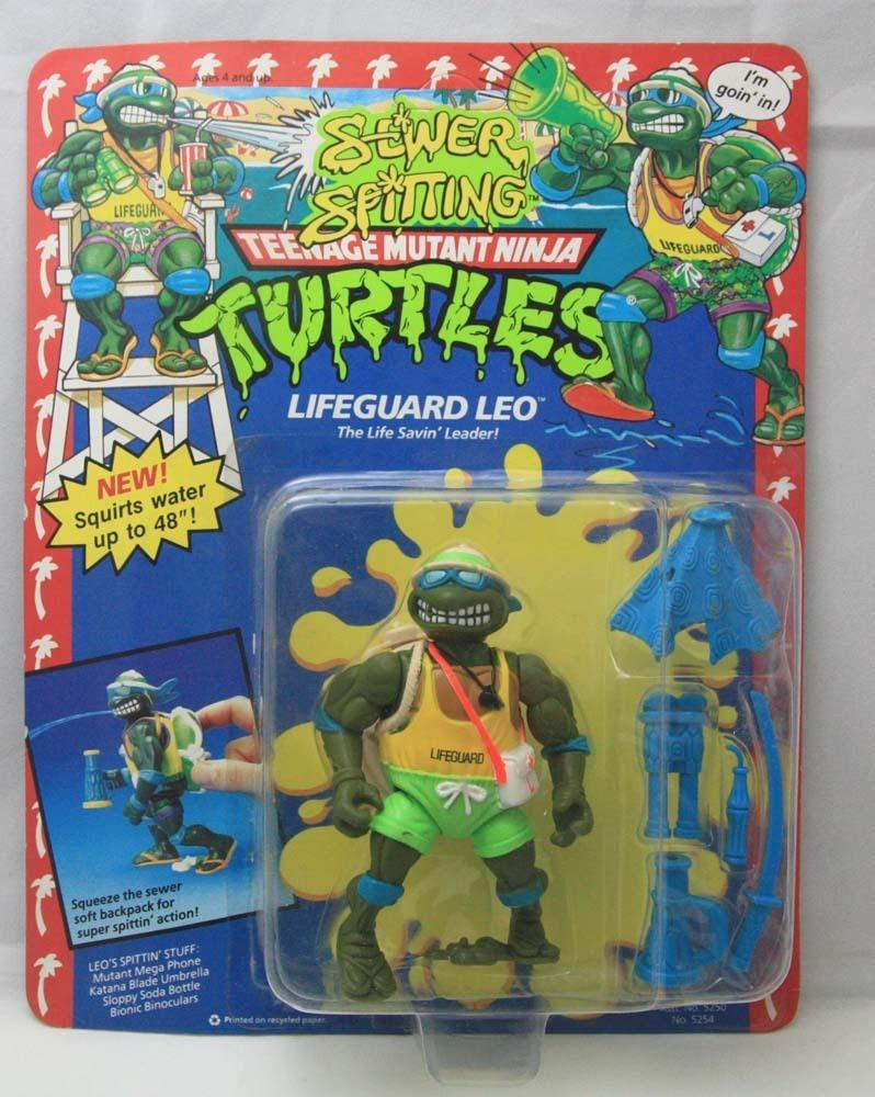 Lifeguard Leo (1992 action figure)