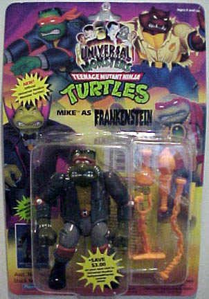 Mike as Frankenstein (1993 action figure)