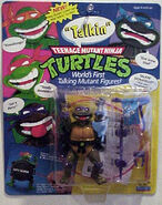 Talkin donatello